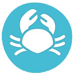 eatersmap - Kräftdjur